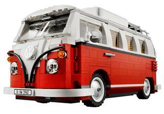 LEGO 10220 - LEGO Exclusive - Volkswagen T1 Camper Van