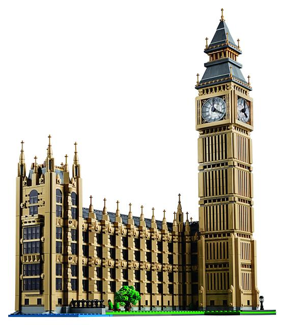 LEGO 10253 - LEGO Exclusive - Big Ben