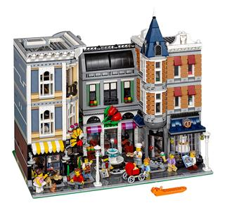 LEGO 10255 - LEGO Creator Expert - Assembly Square