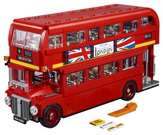LEGO 10258 - LEGO Creator Expert - London busz