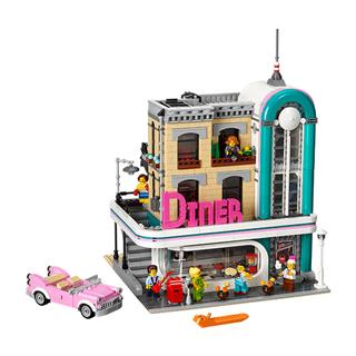 LEGO 10260 - LEGO Creator - Downtown Diner