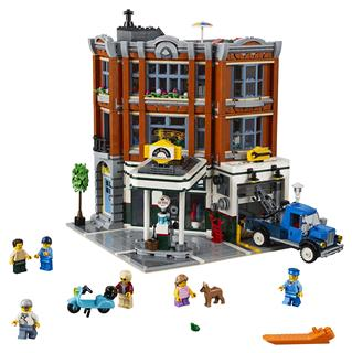 LEGO 10264 - LEGO Creator - Sarki garázs