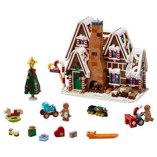 LEGO 10267 - LEGO Creator - Mézeskalács ház