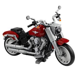 LEGO 10269 - LEGO Creator - Harley-Davidson Fat Boy