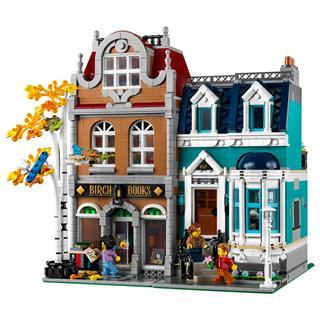 LEGO 10270 - LEGO Creator - könyvesbolt