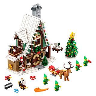 LEGO 10275 - LEGO Creator - Manó klubház