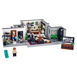 LEGO 10291 - LEGO Creator - Queer Eye - A Csodaötös