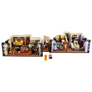 LEGO 10292 - LEGO Exclusive - A Jóbarátok lakásai
