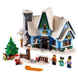 LEGO 10293 - LEGO Creator - A Mikulás látogatása