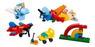 LEGO 10401 - LEGO Special Edition Sets - A szivárvány színei