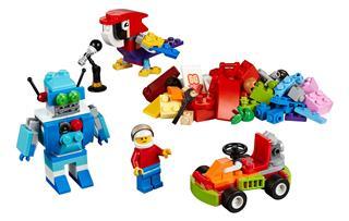 LEGO 10402 - LEGO Special Edition Sets - Vidám jövő