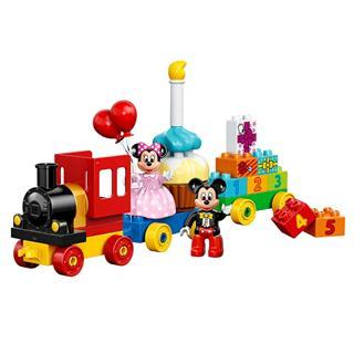 LEGO 10597 - LEGO DUPLO - Mickey és Minnie születésnapi parádéja
