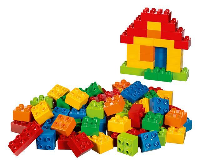 LEGO 10623 - LEGO DUPLO - Alap készlet