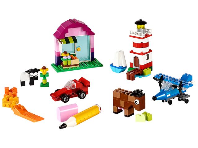 LEGO 10692 - LEGO Classic - Kreatív építőelemek