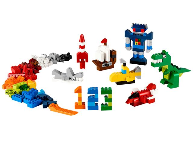 LEGO 10693 - LEGO Classic - Kreatív kiegészítők