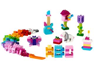 LEGO 10694 - LEGO Classic - Világos kreatív kiegészítők