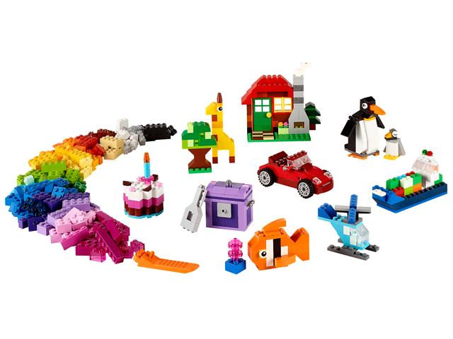 LEGO 10695 - LEGO Classic - Kreatív építőkészlet
