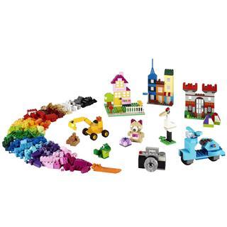 LEGO 10698 - LEGO Classic - Nagy méretû kreatív építõelemek