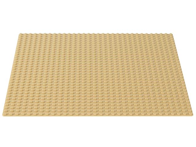 LEGO 10699 - LEGO Classic - Homokszínű alaplap