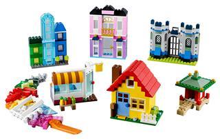 LEGO 10703 - LEGO Classic - Kreatív Építőkészlet