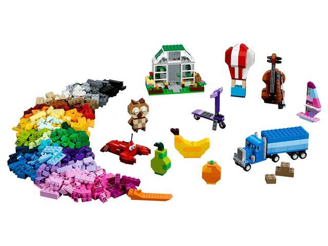 LEGO 10705 - LEGO Classic - Kreatív építőkosár