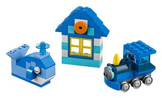 LEGO 10706 - LEGO Classic - Kék kreatív készlet