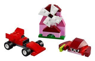 LEGO 10707 - LEGO Classic - Piros kreatív készlet
