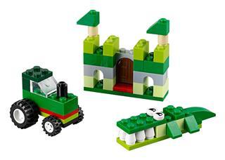 LEGO 10708 - LEGO Classic - Zöld kreatív készlet