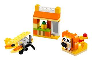 LEGO 10709 - LEGO Classic - Narancssárga kreatív készlet