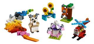 LEGO 10712 - LEGO Classic - Kockák és figurák