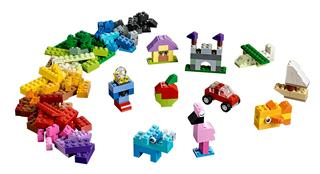 LEGO 10713 - LEGO Classic - Kreatív játékbõrönd