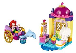 LEGO 10723 - LEGO Juniors - Ariel delfines hintója
