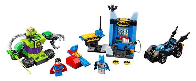 LEGO 10724 - LEGO Juniors - Batman™ és Superman™ Lex Lut...