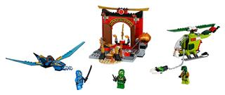 LEGO 10725 - LEGO Juniors - Elveszett templom