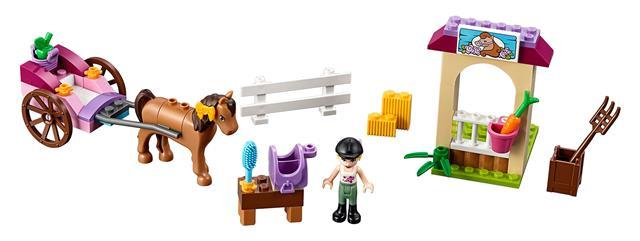 LEGO 10726 - LEGO Juniors - Stephanie lovas hintója