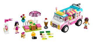 LEGO 10727 - LEGO Juniors - Emma fagylaltos kocsija
