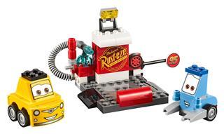 LEGO 10732 - LEGO Juniors - Guido és Luigi boxutcája