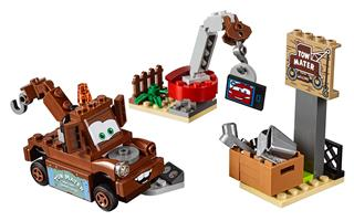 LEGO 10733 - LEGO Juniors - Matuka roncstelepe