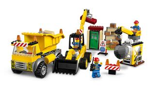LEGO 10734 - LEGO Juniors - Bontási terület