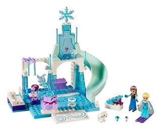 LEGO 10736 - LEGO Juniors - Anna és Elsa fagyott játszótere