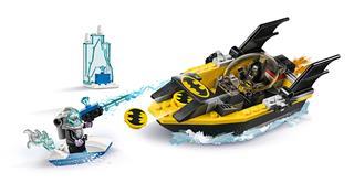 LEGO 10737 - LEGO Juniors - Batman™ és Mr. Freeze™ összecsapása