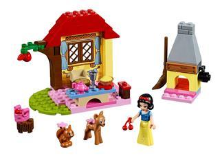 LEGO 10738 - LEGO Juniors - Hófehérke házikója