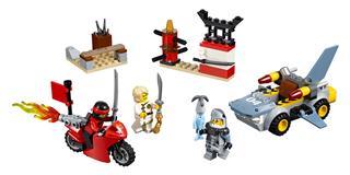 LEGO 10739 - LEGO Juniors - Cápatámadás