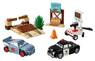 LEGO 10742 - LEGO Juniors - Willy gyorsasági gyakorlata