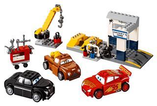 LEGO 10743 - LEGO Juniors - Füsti műhelye