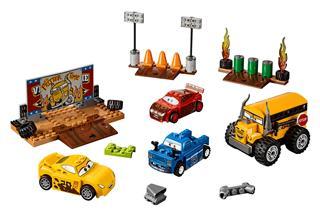 LEGO 10744 - LEGO Juniors - Mennydörgés Völgyének őrült nyolcas v...