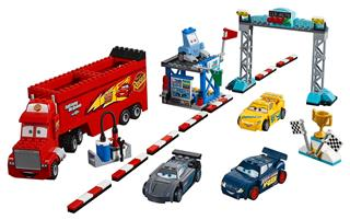 LEGO 10745 - LEGO Juniors - A Florida 500 döntő futam