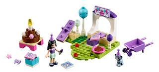 LEGO 10748 - LEGO Juniors - Emma kisállat partija