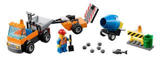 LEGO 10750 - LEGO Juniors - Közúti szerelőkocsi