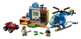LEGO 10751 - LEGO Juniors - Hegyi rendőrségi hajsza